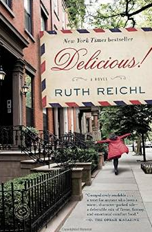 Last but not least, the fictional book  Delicious!  by Ruth Reichl is truly a delectable, light-hearted (totally fictional) story. I received this book as a birthday gift this year by a friend who knew I loved reading and cooking--and was learning how to find my way in San Francisco. Set against the backdrop of the New York, artisan food scene while working at a food magazine called  Delicious!,  the main character goes on a transformative journey of acceptance and renewal while encountering letters between James Beard and a young girl written during WW2. A fun, summer indulgent read.