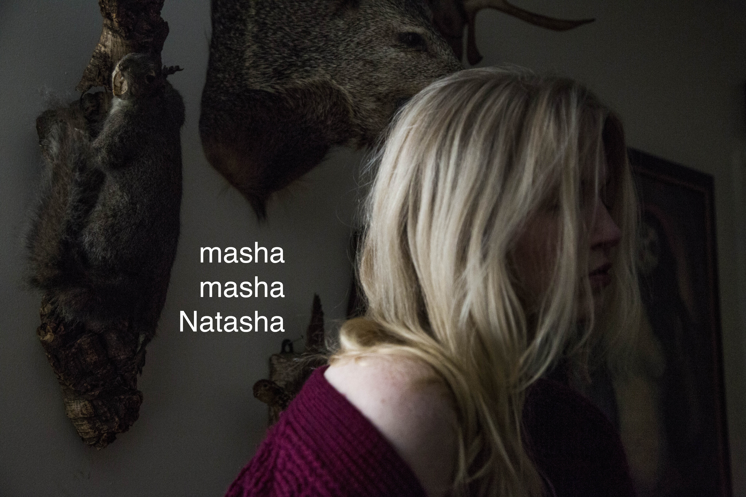 masha masha Natasha | Fringe NYC - Summer 2015. Directing a new play by Carol Brown, inspired by Chekhov's Three Sisters and Slender Man