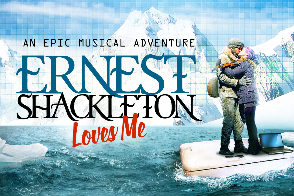 ERNEST SHACKLETON LOVES ME |Second Stage - APRIL-JUNE 2017: Assisting Lisa Peterson