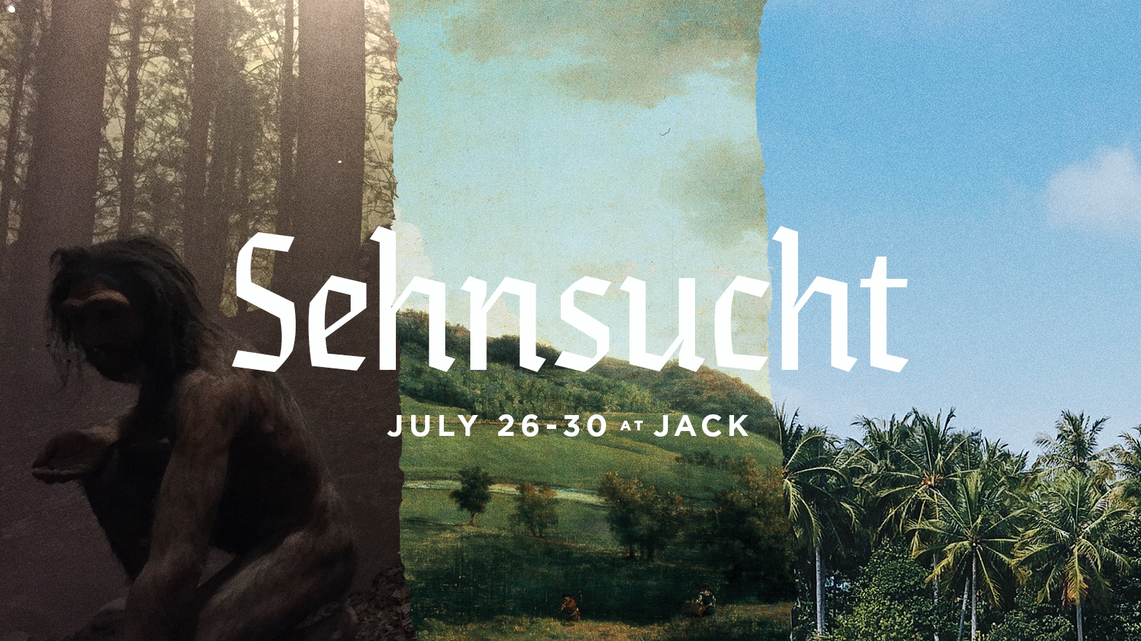 SEHNSUCHT | JACK - PREVIOUSLY: THE HABITAT DIRECTOR'S PLAYGROUNDTHE NEW YORK SOCIETY LIBRARY