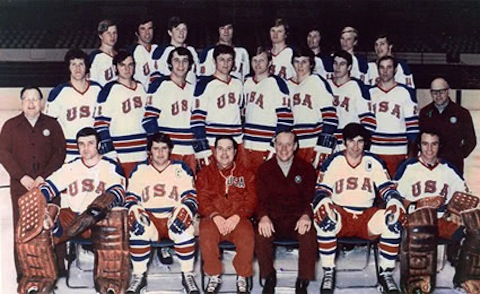 The 1972 United States hockey team