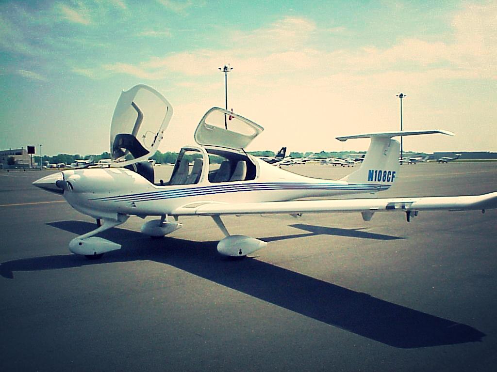 CFS Trainer Plane.JPG