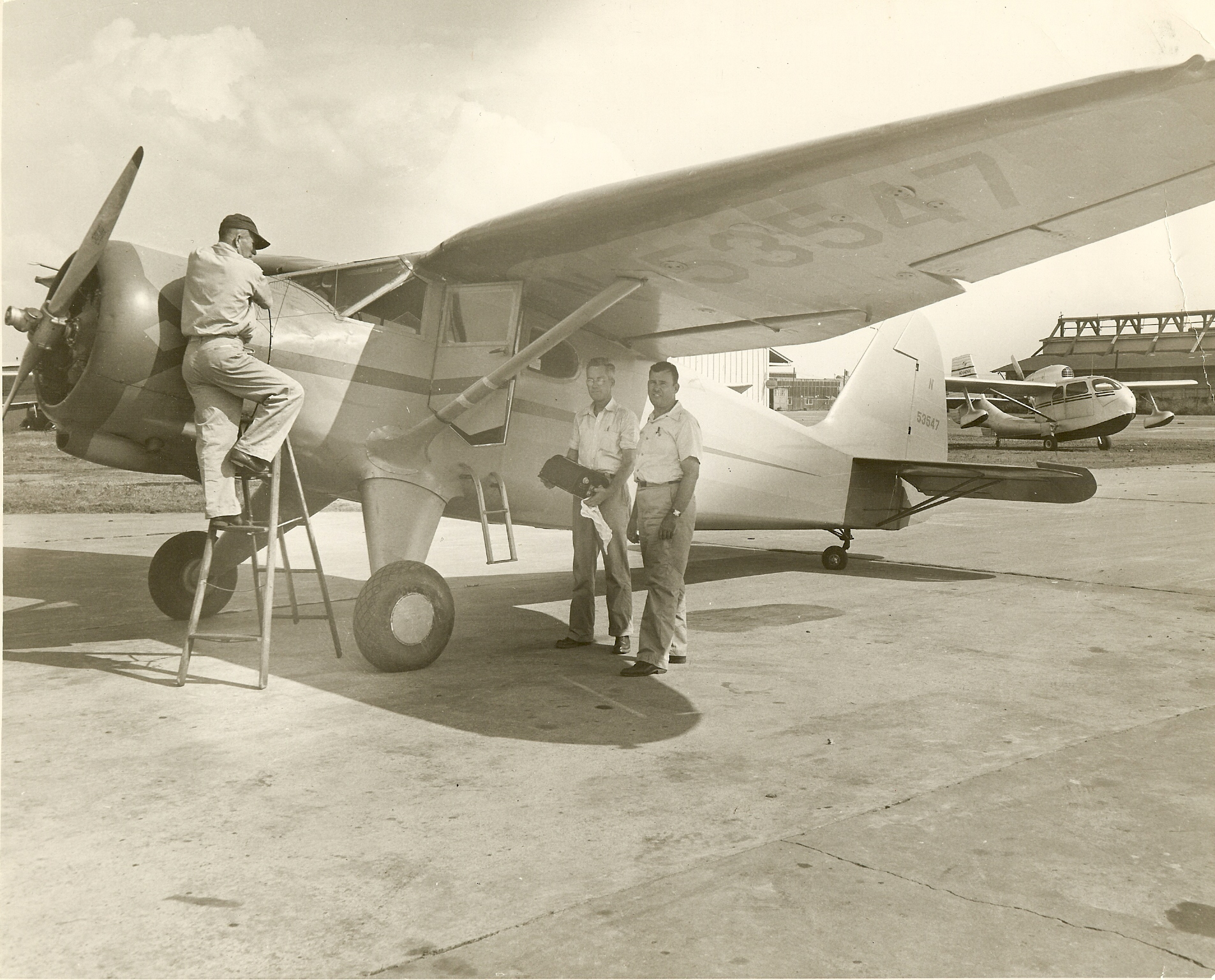 Central Flying Service: Aircraft Maintenance, Repair & Overhaul