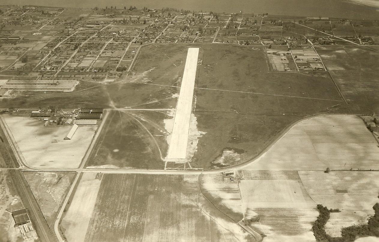 Adams Field