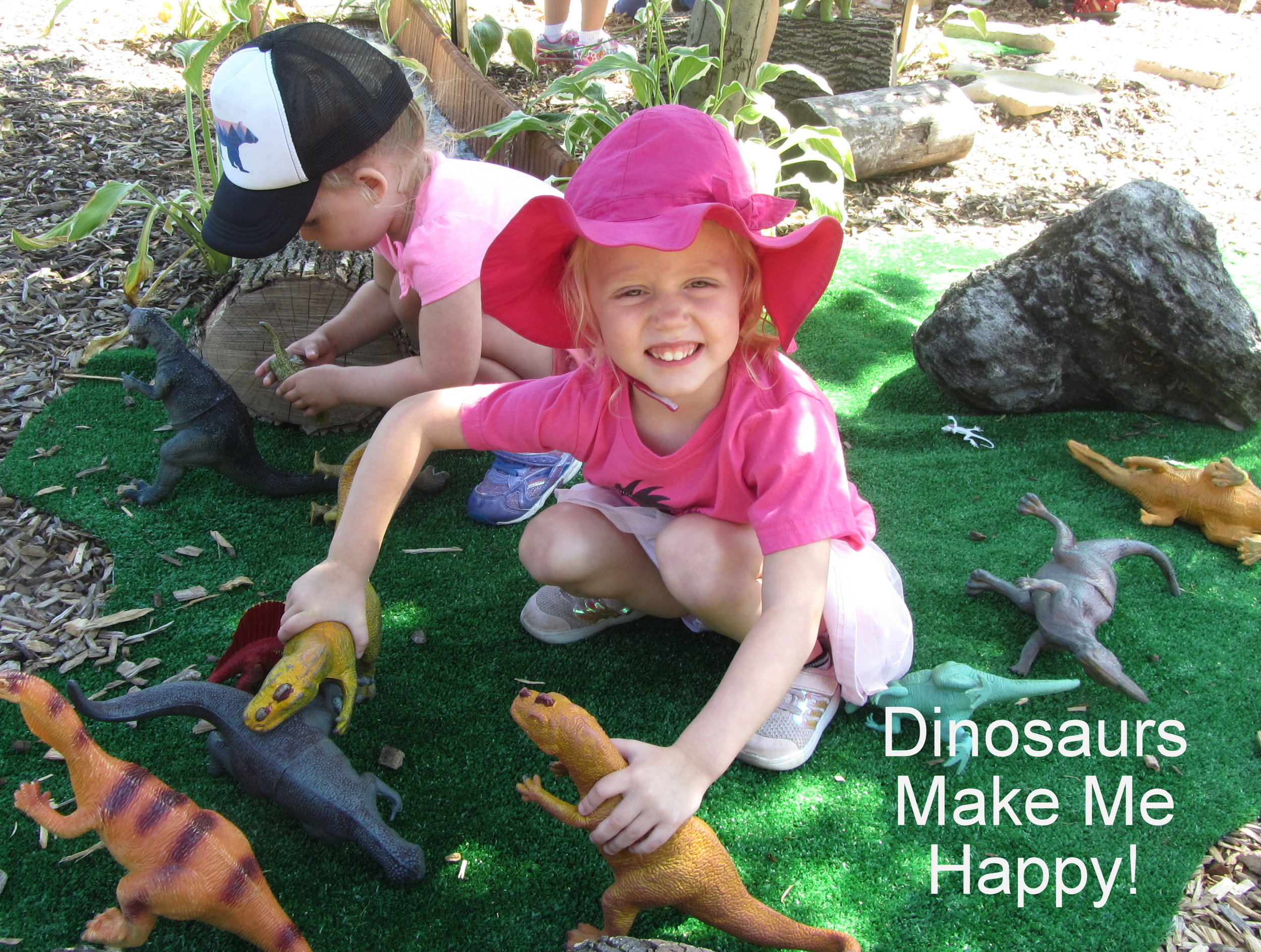 Dinoland - Dinos Make Me Happy.JPG