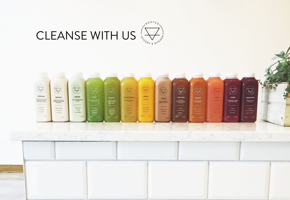 Cleanse Rooted Juicery Kitchen