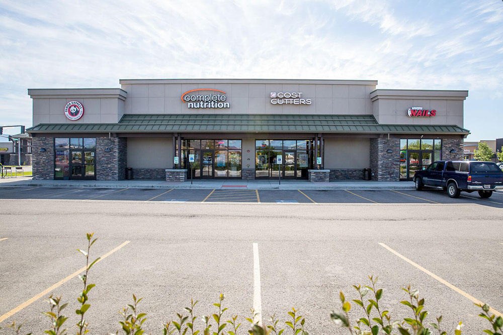 Retail and Restaurant Space