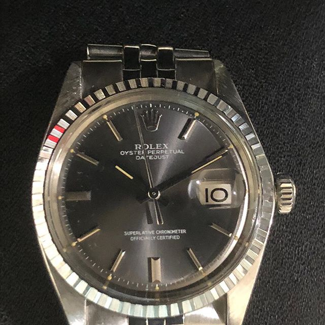 Rolex Datejust 1601. #rolex #dallaswatch #datejust