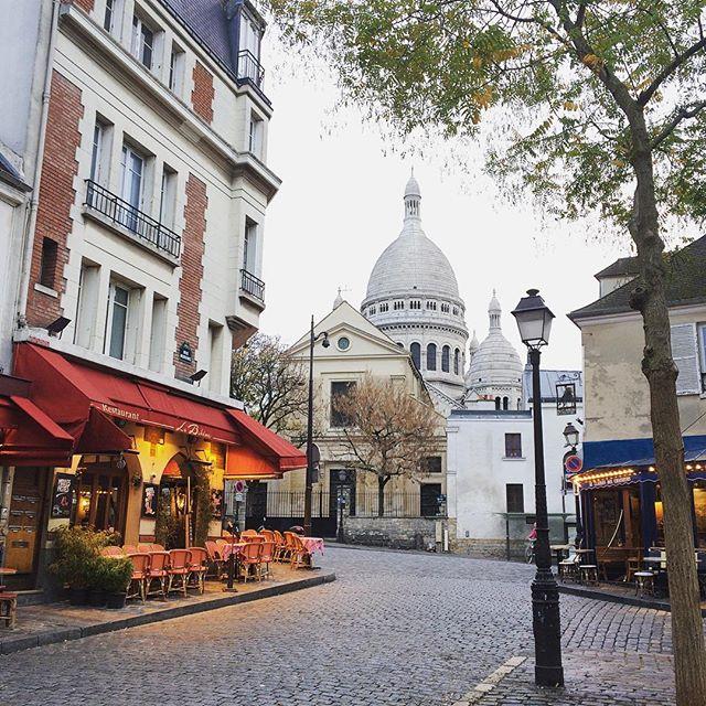🌫 #parisian #dawn