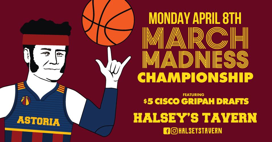 nyc watch ncaa basketball championship march madness astoria