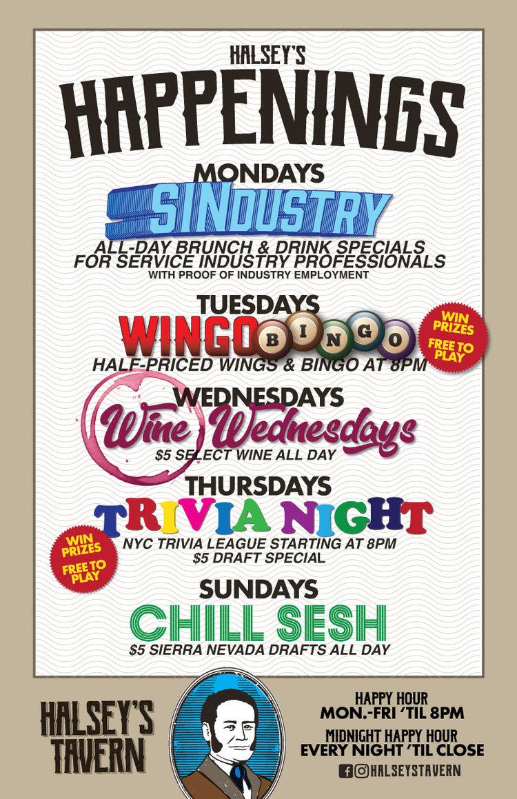 Astoria Queens drink specials