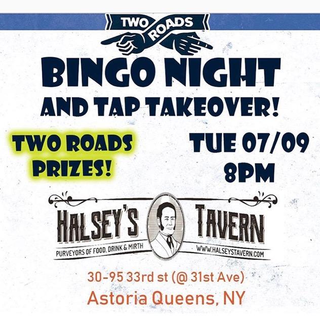 Astoria Bingo Night Prizes