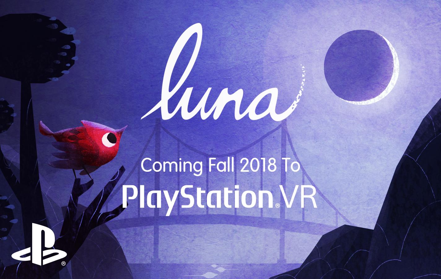 Luna Funomena PlayStation VR