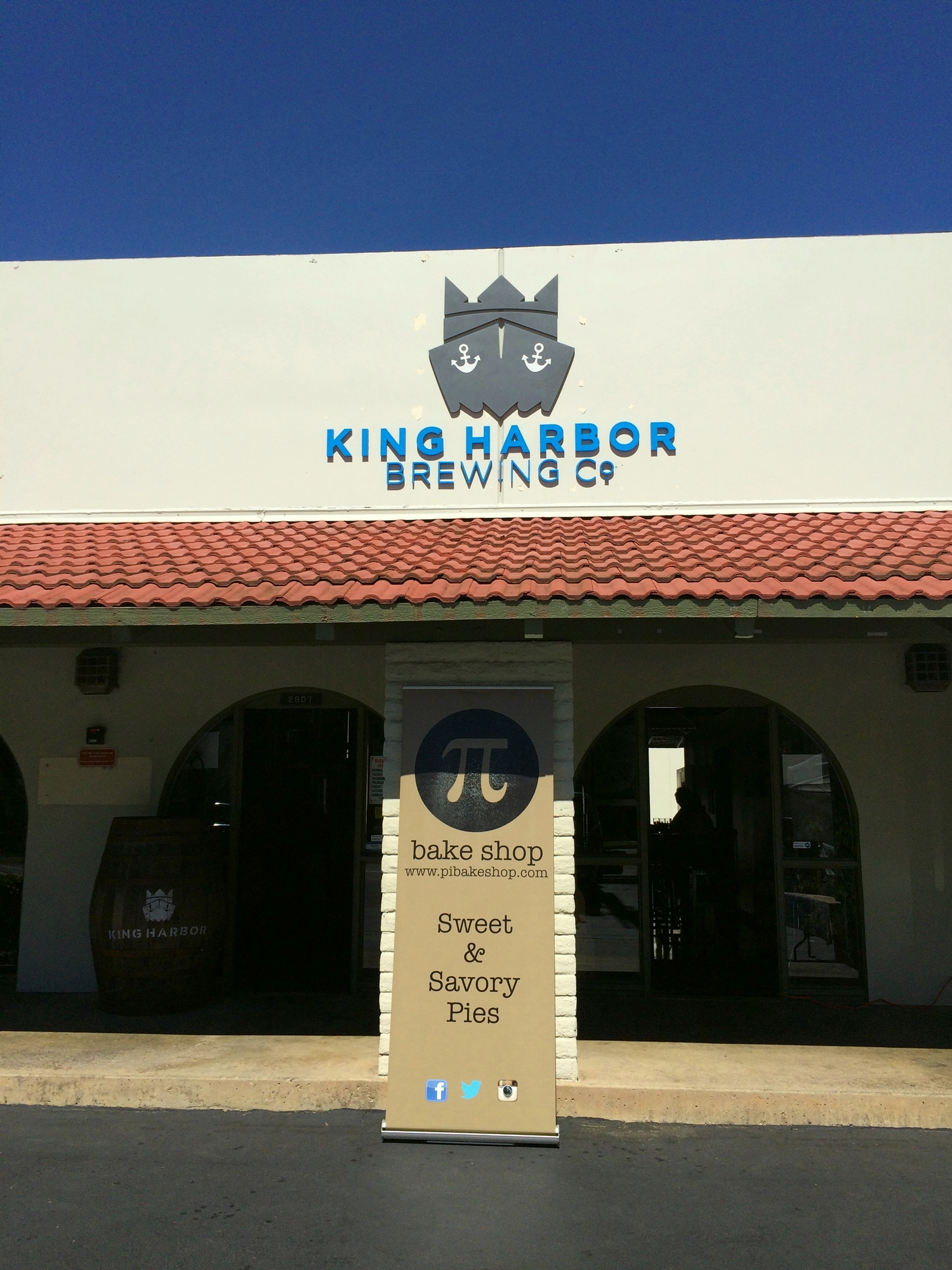 Welcome to King Harbor Brewing Co.