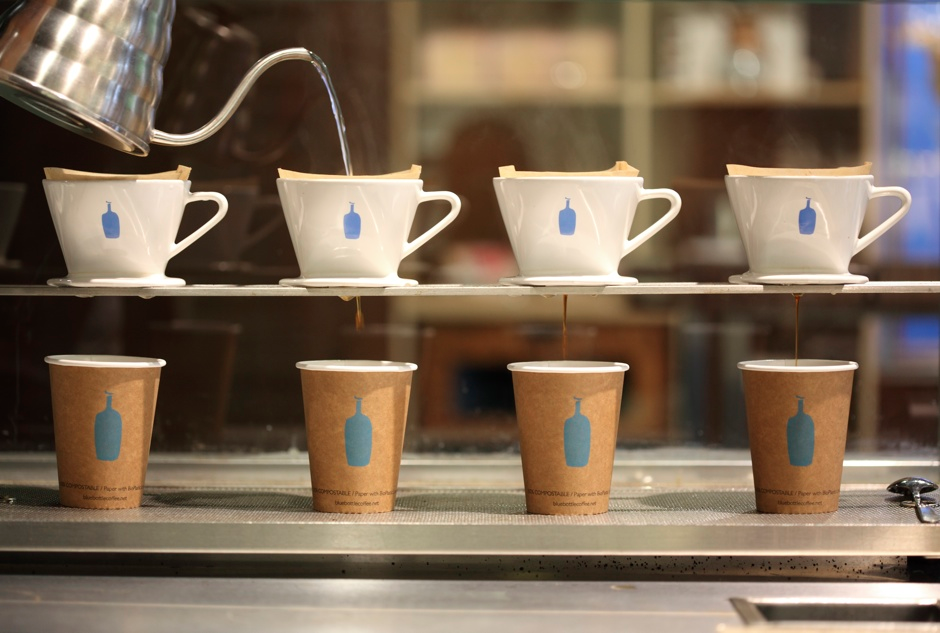 Photo courtesy of Blue Bottle Coffee