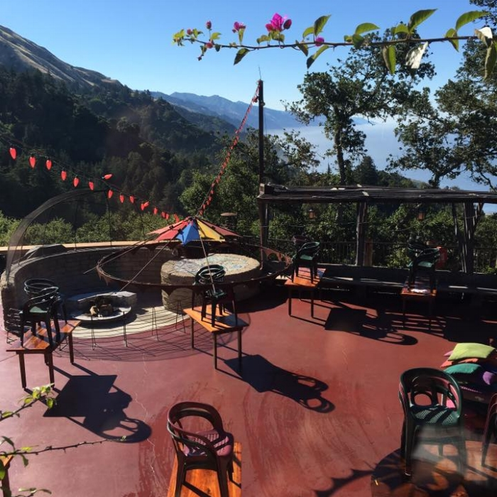 Photo courtesy of Nepenthe Restaurant