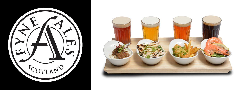 food & beer displayed indicative -  see menu for pairings