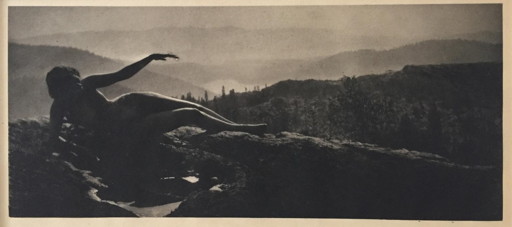 ANNE BRIGMAN. Dawn, 1912.