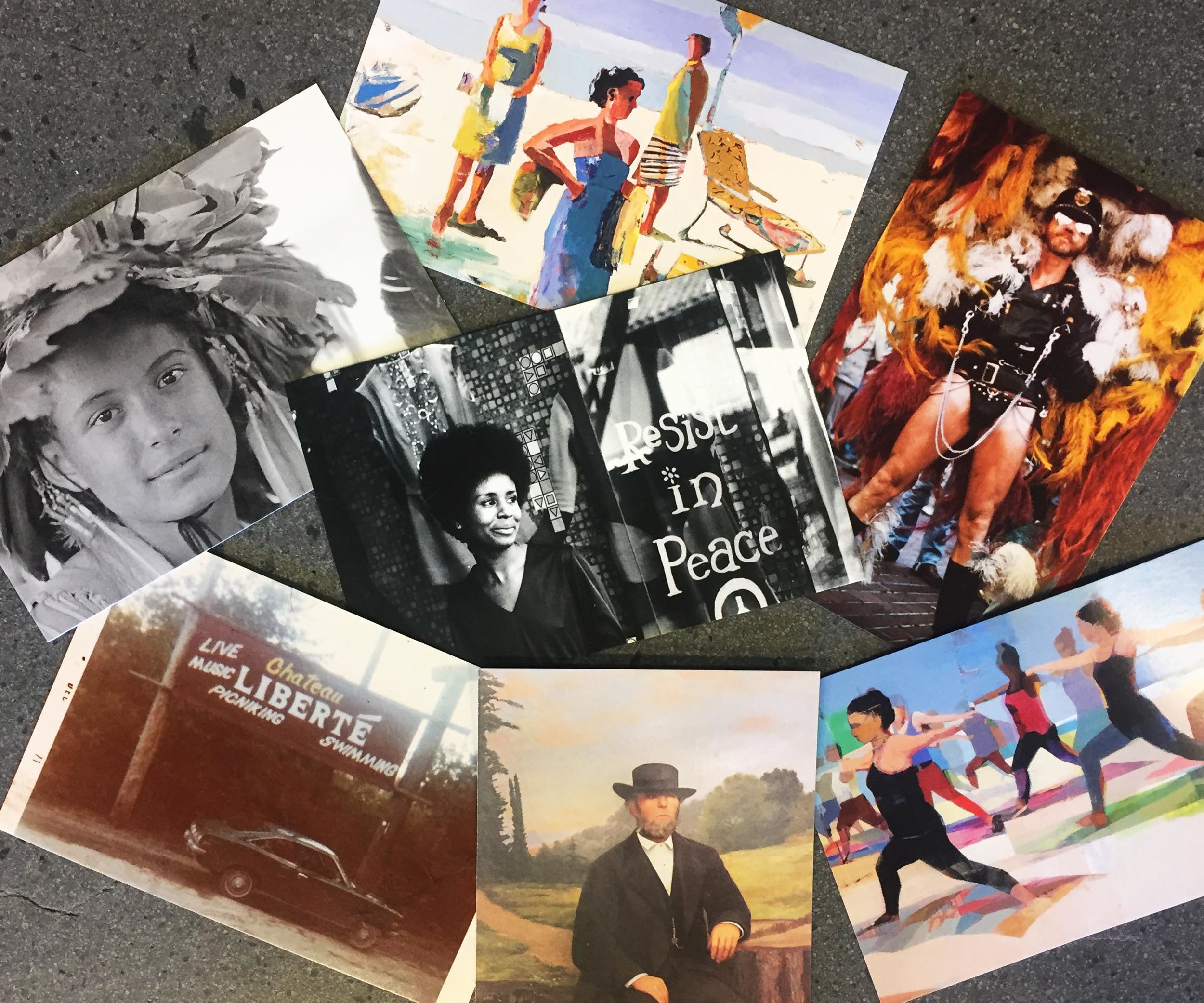 New Museum Los Gatos Exhibition Postcards.jpg