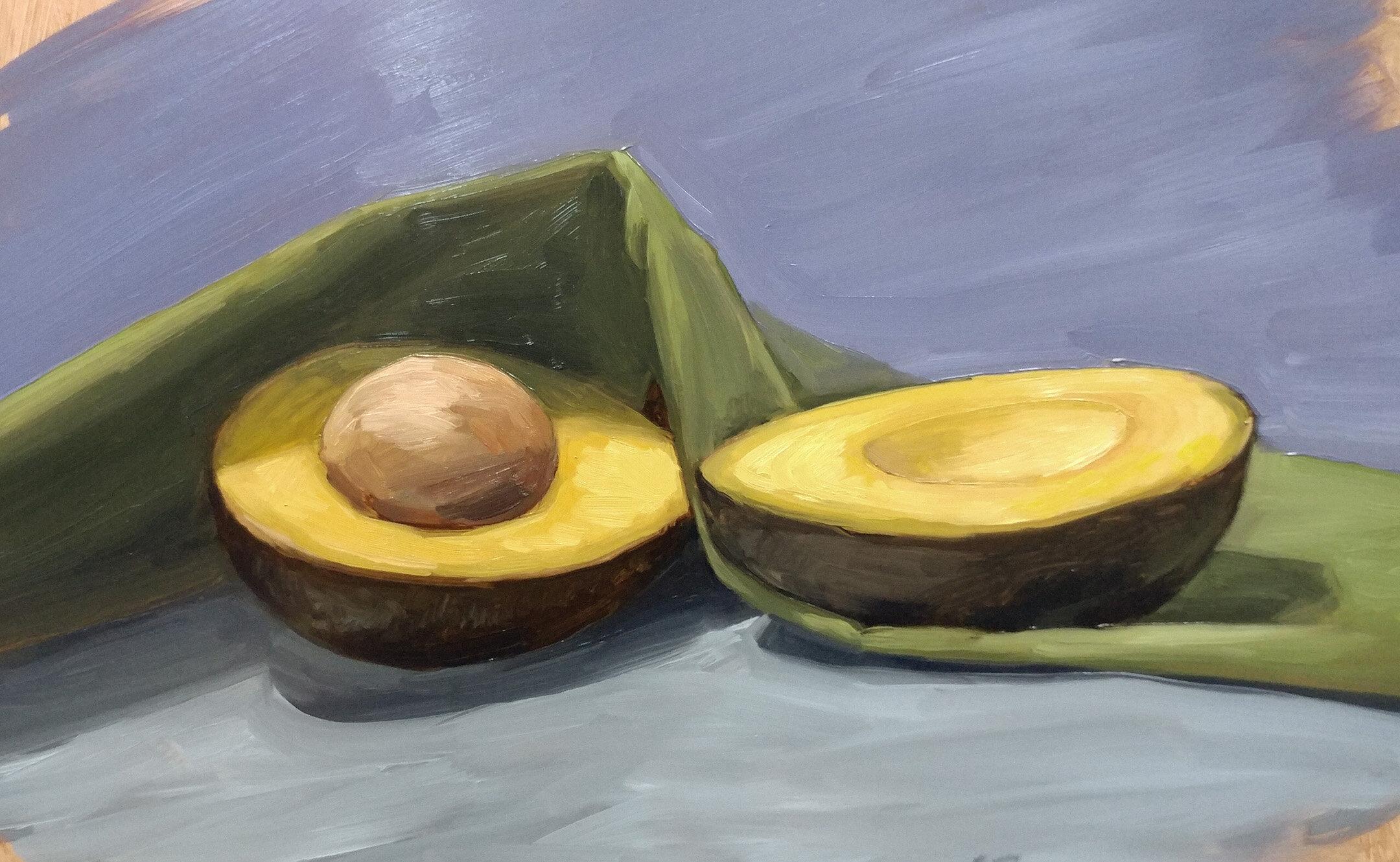 Laurel Avo Oil Painting