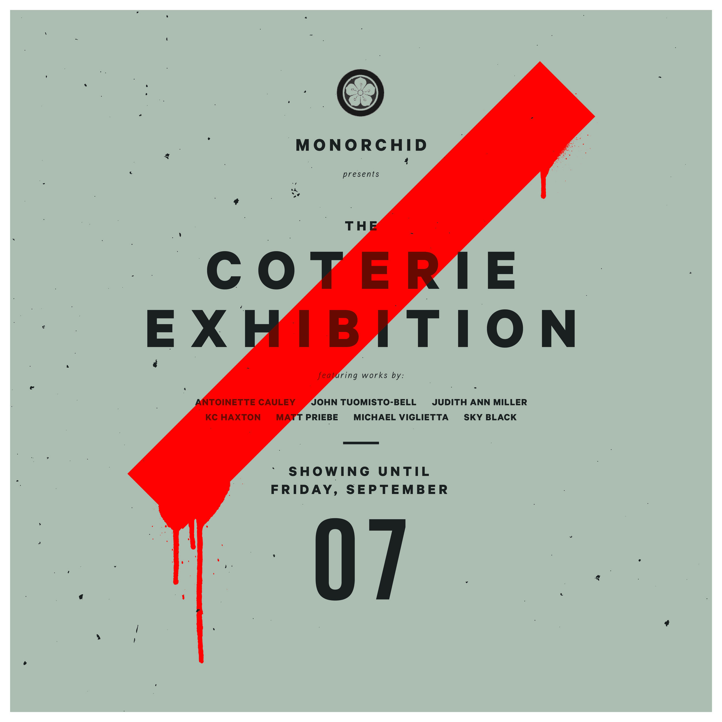 The Coterie Exhibition