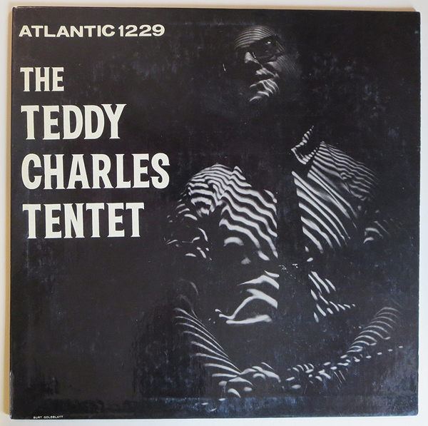 """""""The Teddy Charles Tentet"""" - Front Cover"""