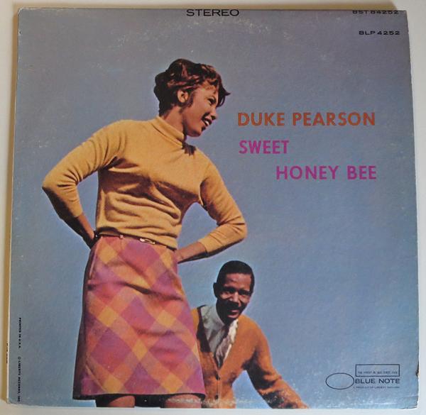 """Duke Pearson - """"Sweet Honey Bee"""" - Front Cover"""