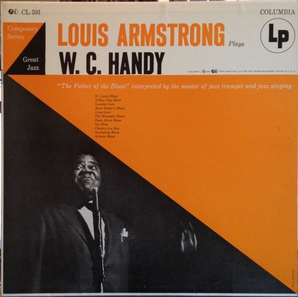 Original 1954 Cover And Label. Images From Discogs.