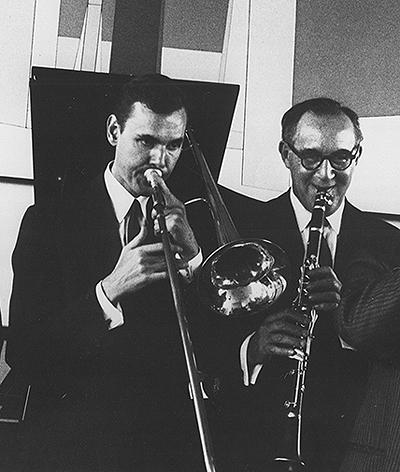 Urbie Green & Benny Goodman