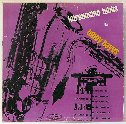 "Tubby Hayes - ""Introducing Tubbs"" LP"