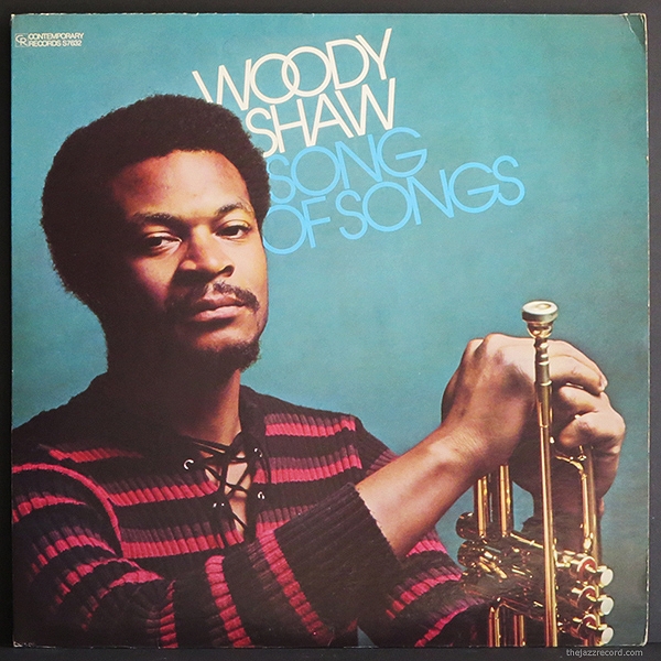 "Woody Shaw - ""Song Of Songs"" - LP"