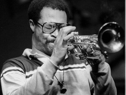 Woody Shaw - Photo By Tom Copi