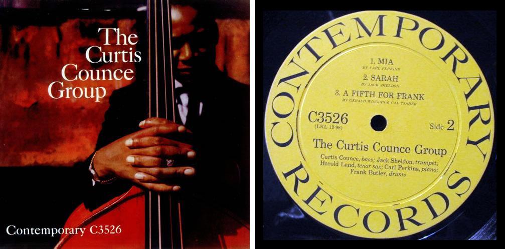 Original 1957 Cover & Label (Photos From Discogs).