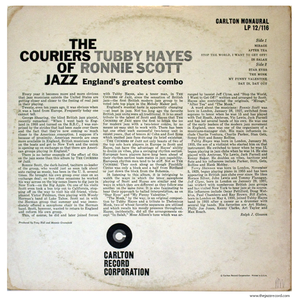 tubby-hayes-ronnie-scott-couriers-of-jazz-back-lp