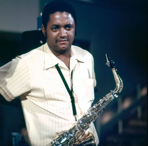 Oliver Nelson Photo By Jan Persson.