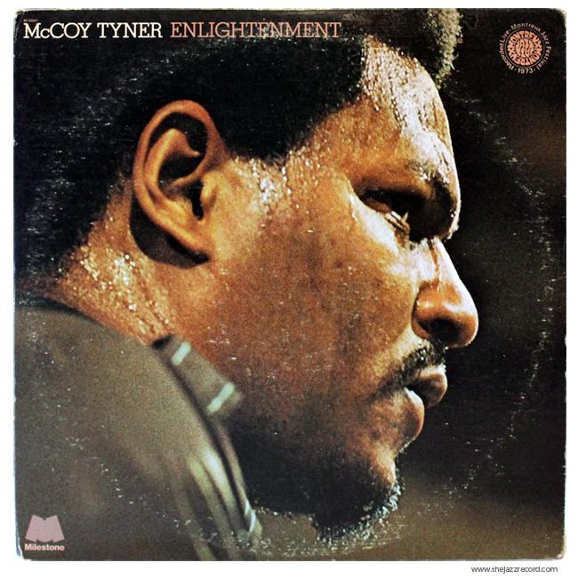 McCoy Tyner - Enlightenment - Front Cover - Vinyl LP