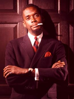 Bobby Timmons Looking Dapper