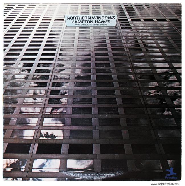 Hampton Hawes - Northern Windows - Front Cover Vinyl