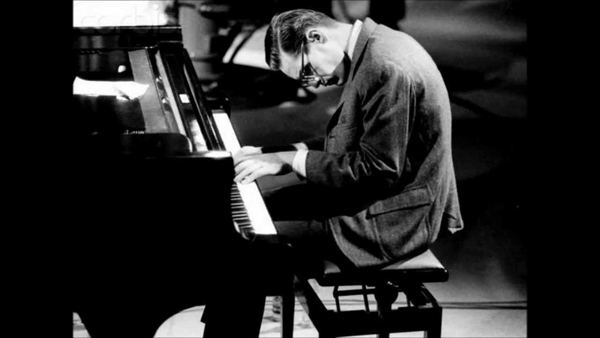 Bill Evans Striking A Familiar Pose