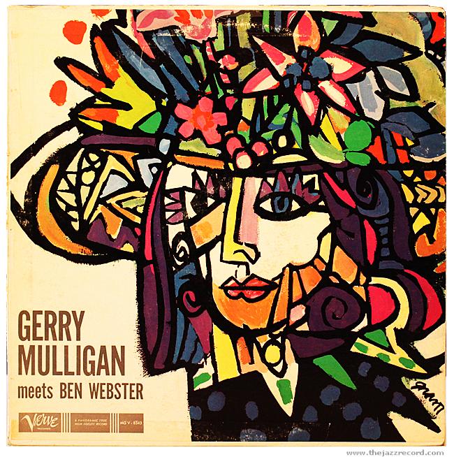 Gerry Mulligan Meets Ben Webster - Front Cover Vinyl