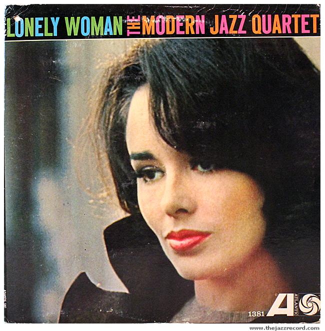 modern-jazz-quartet-lonely-woman-front-cover-vinyl-lp