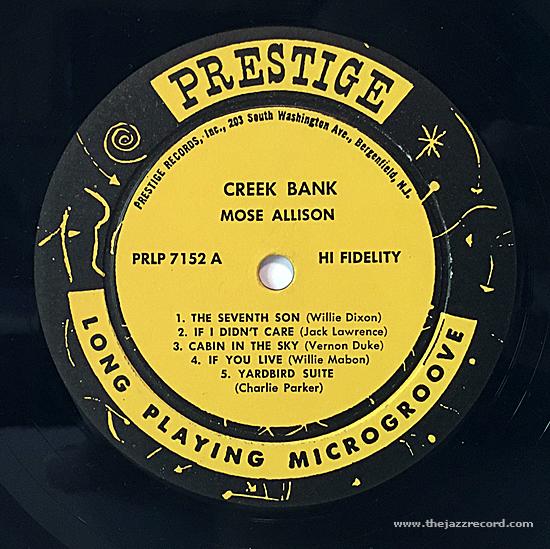 mose-allison-creek-bank-label-vinyl