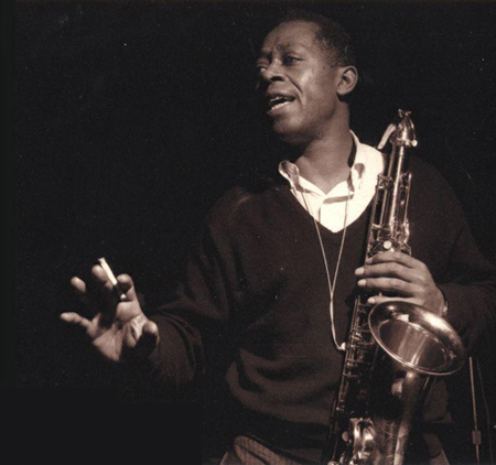 Charlie Rouse, 1962 (Photo Credit Unknown)