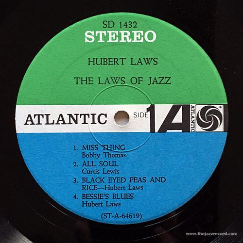 hubert-laws-the-laws-of-jazz-label-vinyl-lp