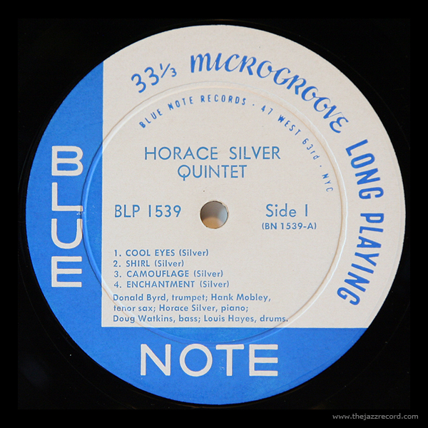 Blue Note Label Guide — The Jazz Record - Explorations Into