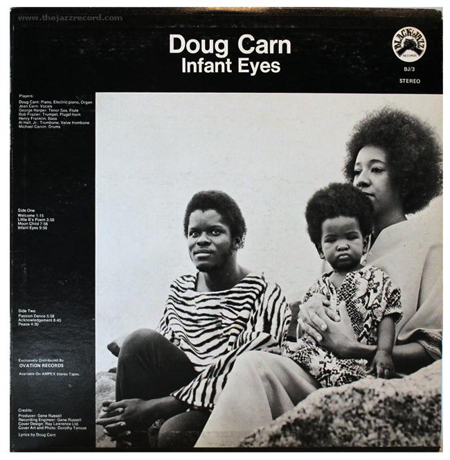 Doug Carn - Infant Eyes - Vinyl LP - Black Jazz Records
