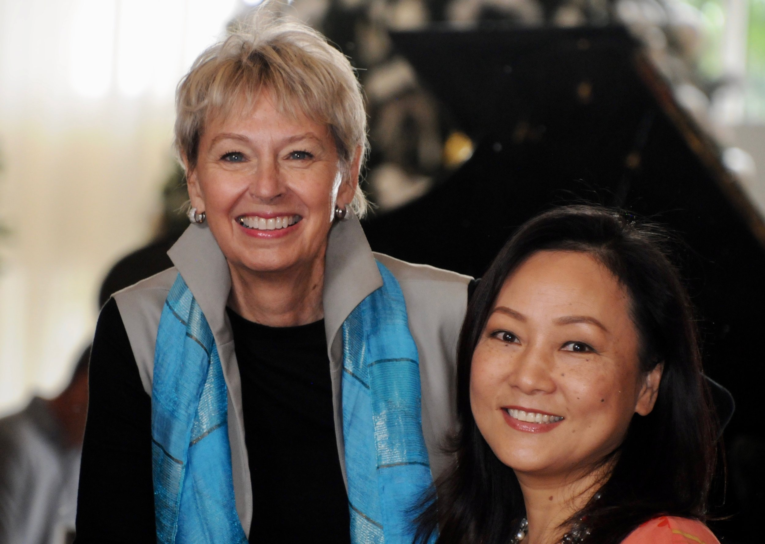 Deborah Hutchison & Yu Ling Cui