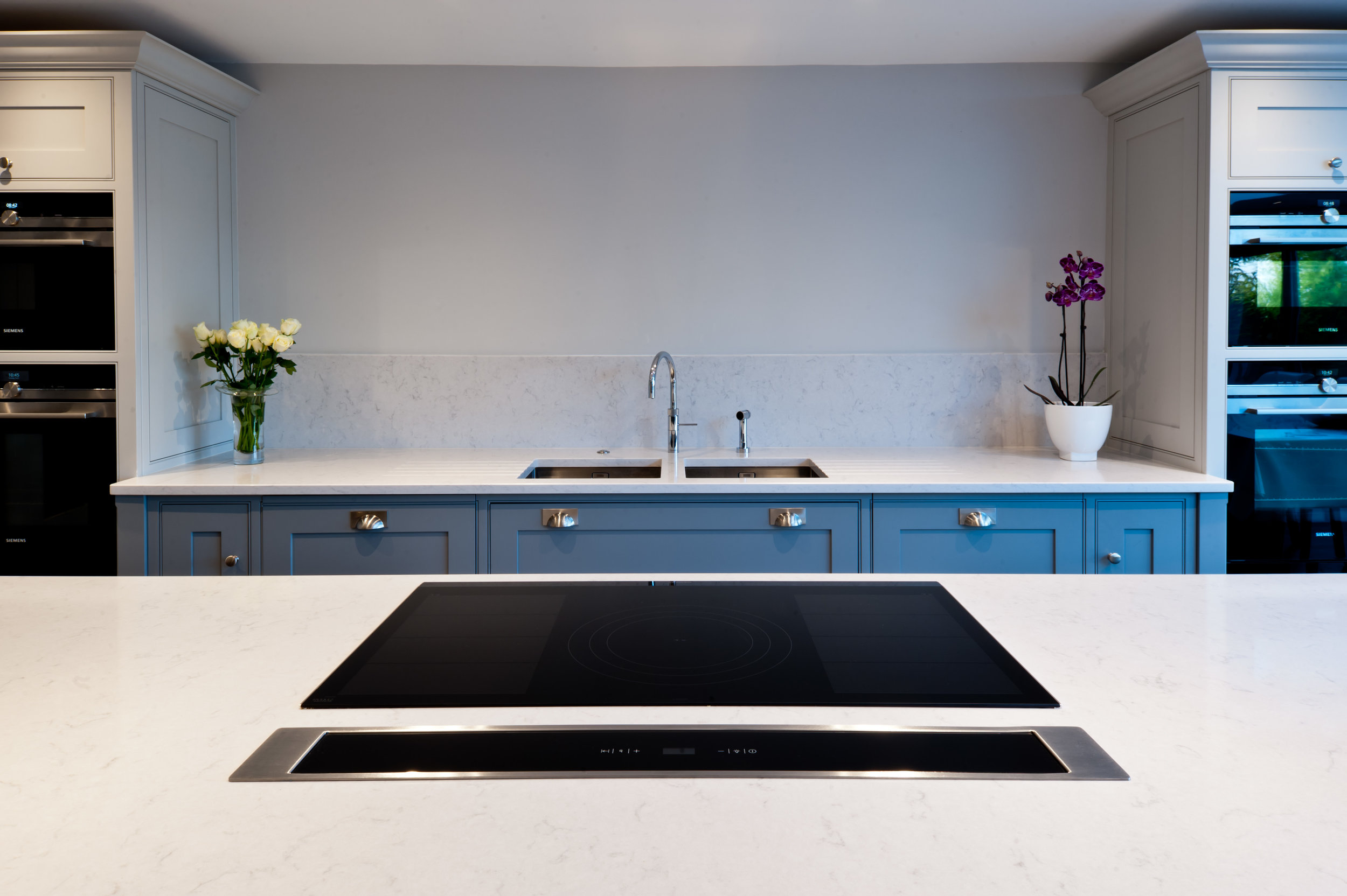 west kingsdown kitchen - quartz
