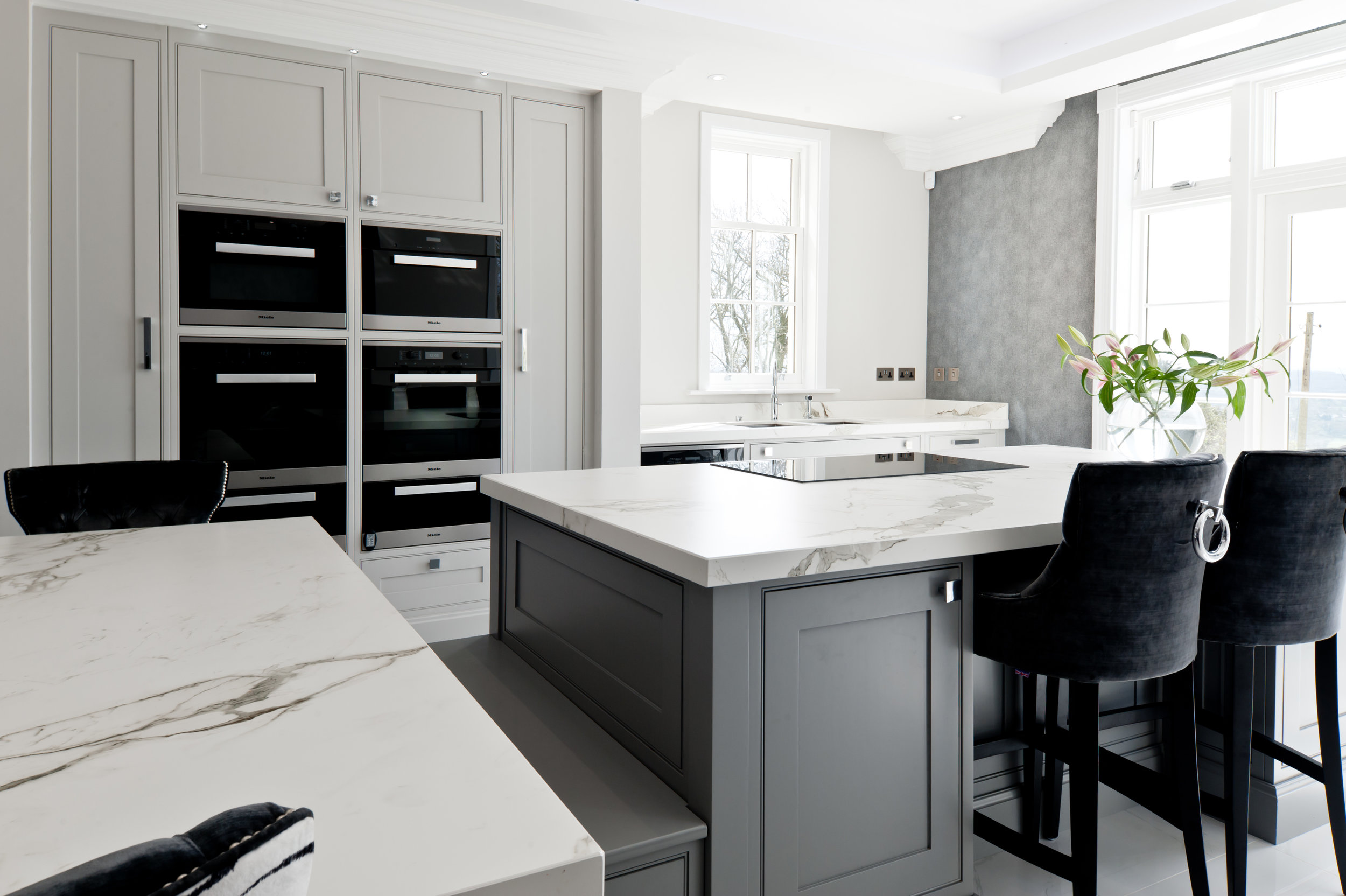 fairseat lane kitchen - dekton