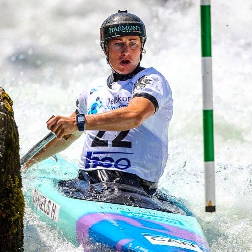 Cooked my semi final with a super tricky course set. Still overall good weekend of racing and setting a good intention for the season to come. Now onto Prague for a training camp. Congrats to my teammate @haywardben for taking the win in Extreme Slalom and my girl @msmartinawegman for fighting to the end. Thanks to my coach @mholroyd for the unreal support #onemanshow  @liveinharmonyab @albertaslalom . . . #teamcanada #worldcup #onwards #slovenia #europe #canoeslalom #canoeing #harmony #joblove #athletelife #compete #togethertotokyo #wepaddle